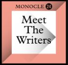 Monocle 24 'Meet The Writers' Podcast