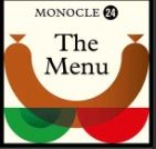 Monocle 24 The Menu