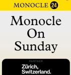Monocle on Sunday logo
