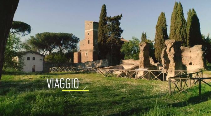 "Top New Travel Videos: ""Archaeological Park – Appia Antica"" In Rome"