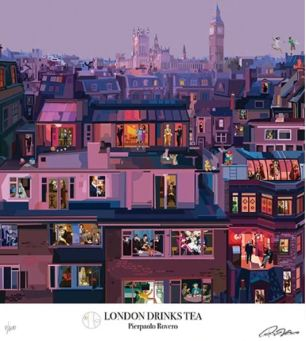 Pierpaolo Rovero - London Drinks Tea