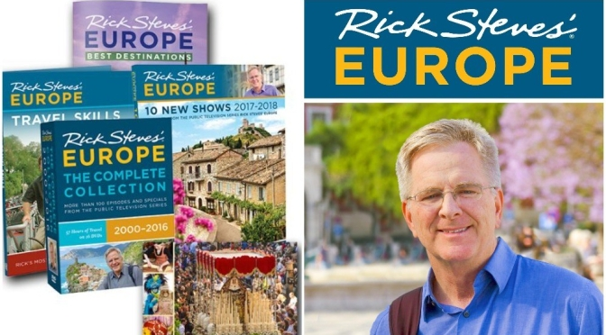 "Interviews: Travel Guru ""Rick Steves"" (NYT Podcast)"