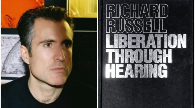 "Interviews: XL Recordings CEO Richard Russell – ""Liberation Through Hearing"" (Podcast)"