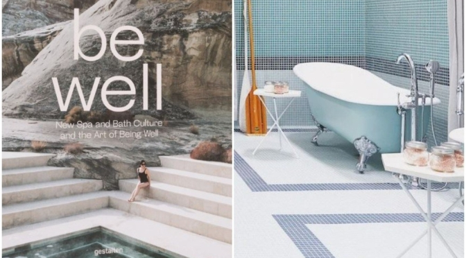 "Travel & Wellness Books: ""Be Well"" By Kari Molvar"