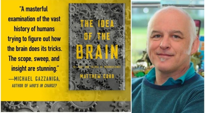 "Top New Books: ""The Idea Of The Brain"" By Matthew Cobb – ""A Supercomputer"""