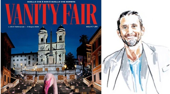 Podcast Interviews: Vanity Fair Italia Editor In Chief Simone Marchetti