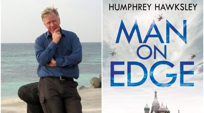 Podcast Interview: 56-Year Old British Author Humphrey Hawksley