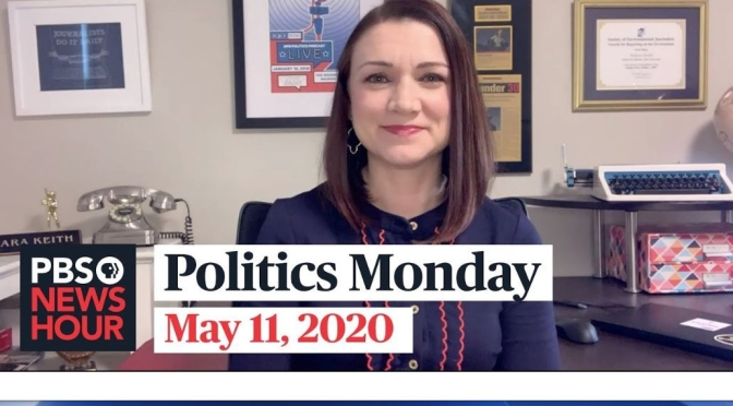 Politics Monday: Tamara Keith And Amy Walter On Covid-19 In Washington