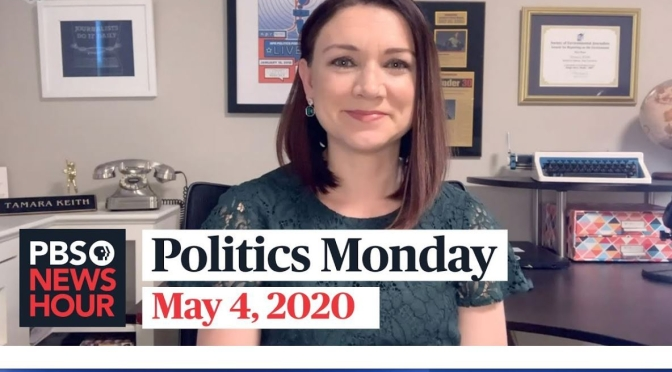 Politics Monday: Tamara Keith And Amy Walter On The Latest In Washington