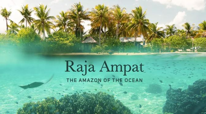 "New Travel Videos: ""Raja Ampat – The Amazon Of The Ocean"" In Indonesia By Oliver Astrologo (2020)"
