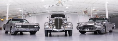 Solid Stainless Steel Fords