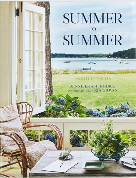 Summer to Summer Houses by the Sea  By Jennifer Ash Rudick Cover