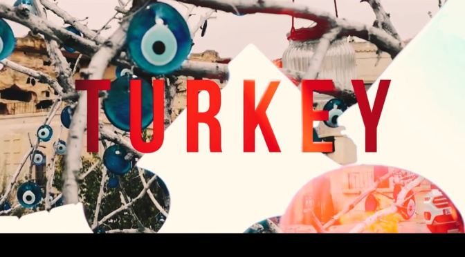"Top New Travel Videos: ""The Majesty Of Turkey"""