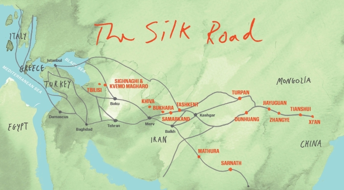 "Travel: ""The New York Times Style Magazine"" – The Silk Road (May 2020)"