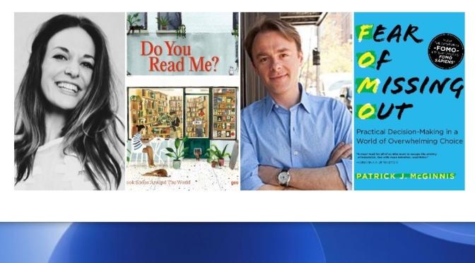 Interviews: Writers Marianne Julia Strauss And Patrick J. McGinnis