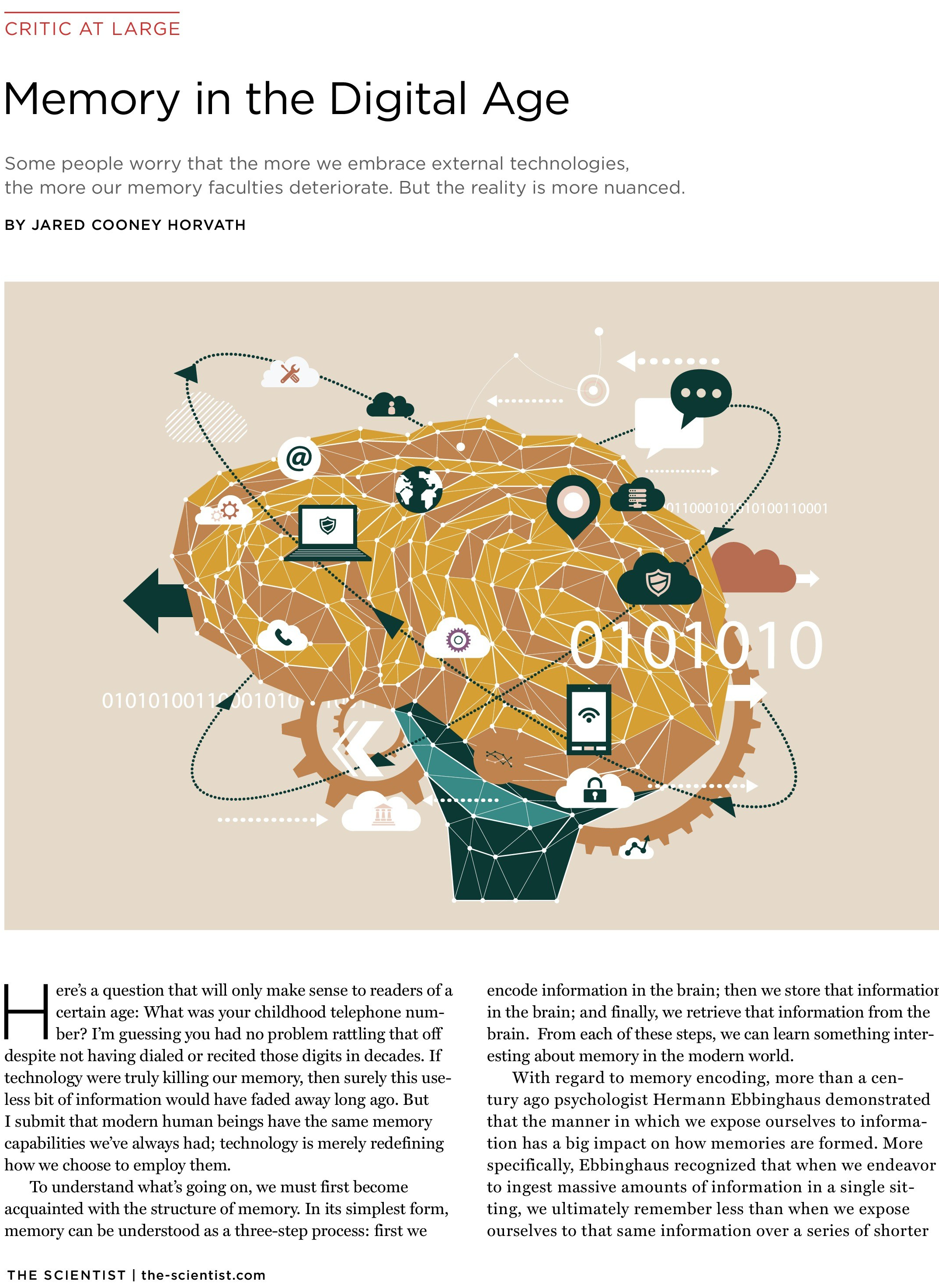 TheScientist May 2020-Memory in the Digital Age