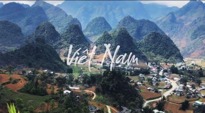 "Top New Travel Videos: ""Viet Nam – A Dream"" By Clara Martin (2020)"