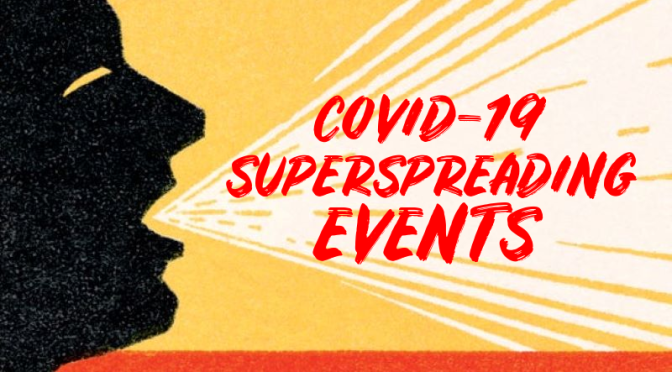 "Covid-19: ""Superspreading Events"" Responsible For Up To 80% Of Infections"