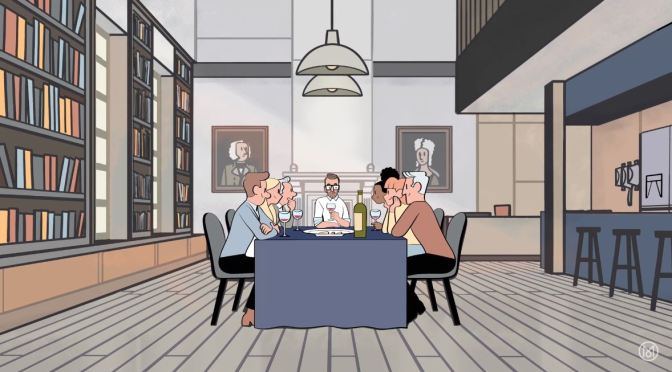 "Entertainment: ""The Art Of Hosting"" – London"