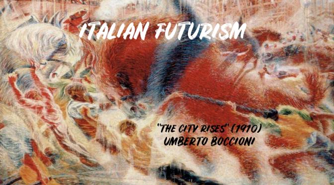 """20th Century Art: """"Italian Futurism – Umberto Boccioni"""" (Christie's)"""