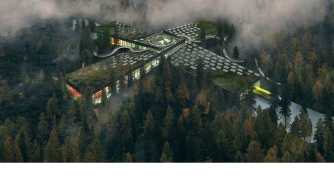 """Top Building Design: """"The Plus"""" – World's Most Sustainable Furniture Factory In Norway (Video)"""