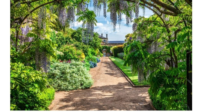 "World's Best Gardens: ""Bowood House – Private Walled Garden"", England"