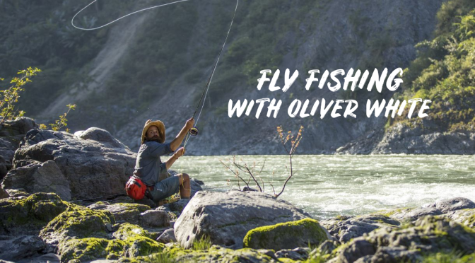 "Outdoor Adventure: ""Fly Fishing With Oliver White"""