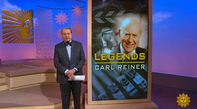 Video Tributes: Actor, Comedian And Director Carl Reiner Dies At 98 (CBS)