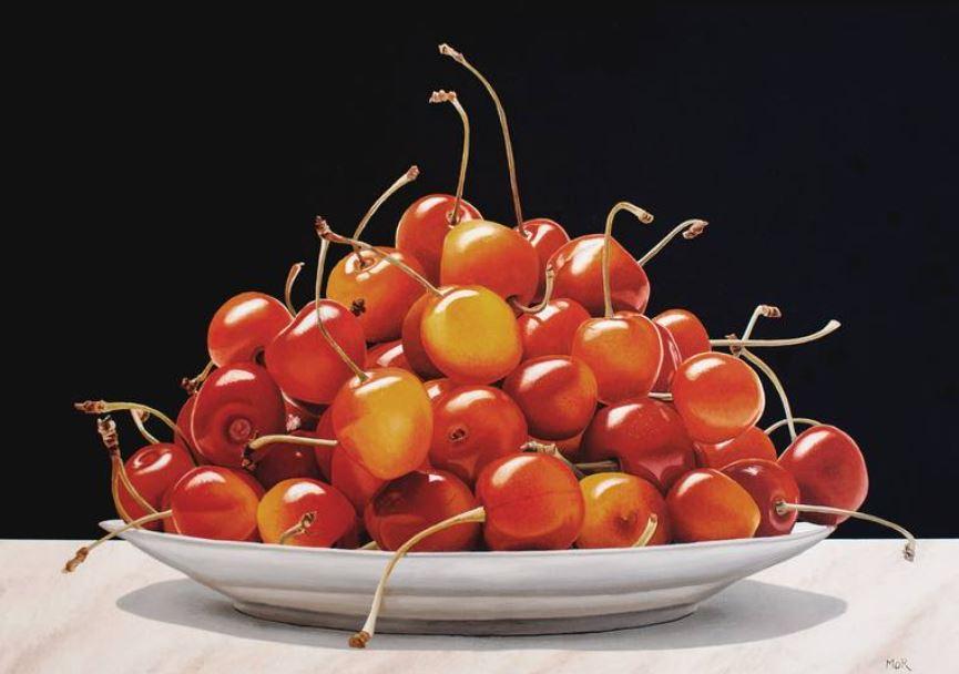 Cherry Pyramid - Dietrich Moravec