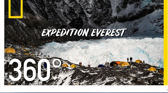 "Top New Travel Videos: ""Expedition Everest"" – National Geographic 360"