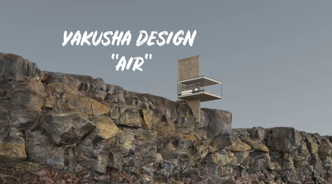 "World's Top Architecture: ""Air"" By Yakusha Design"
