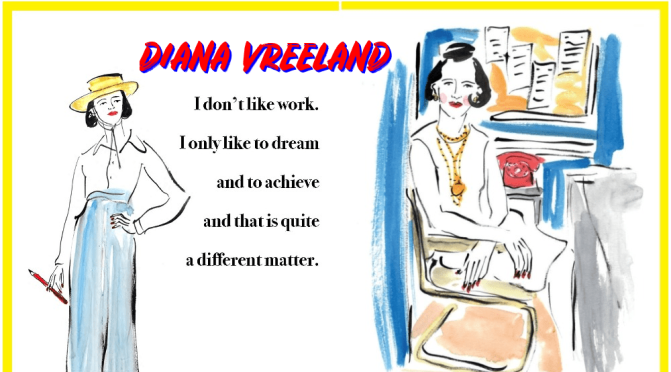 "Podcast Interviews: Alexander Vreeland On His Fashion Journalist Grandmother ""Diana"""