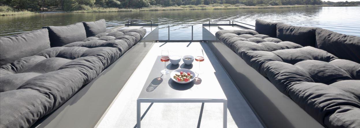 Lounge Boat - FINCKH ARCHITEKTEN BDA
