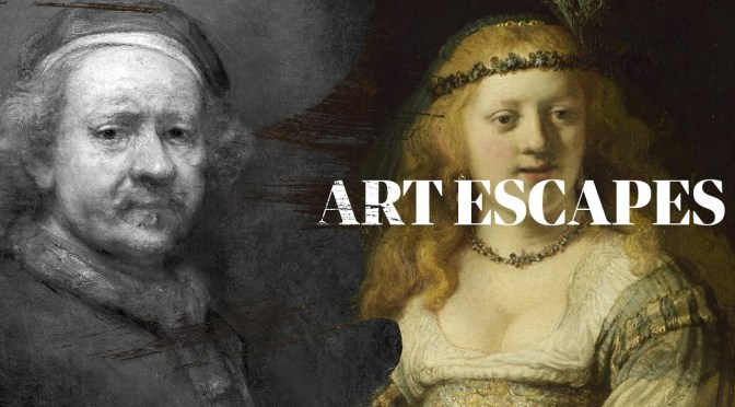 "Art History: Rembrandt's Portraits – ""Love And Loss"" At The National Gallery"