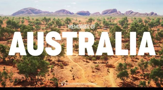 "Top New Travel Videos: ""Memories Of Australia"" By Andrew Hamilton (2020)"