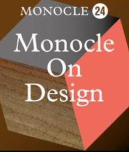 Monocle on Design Logo