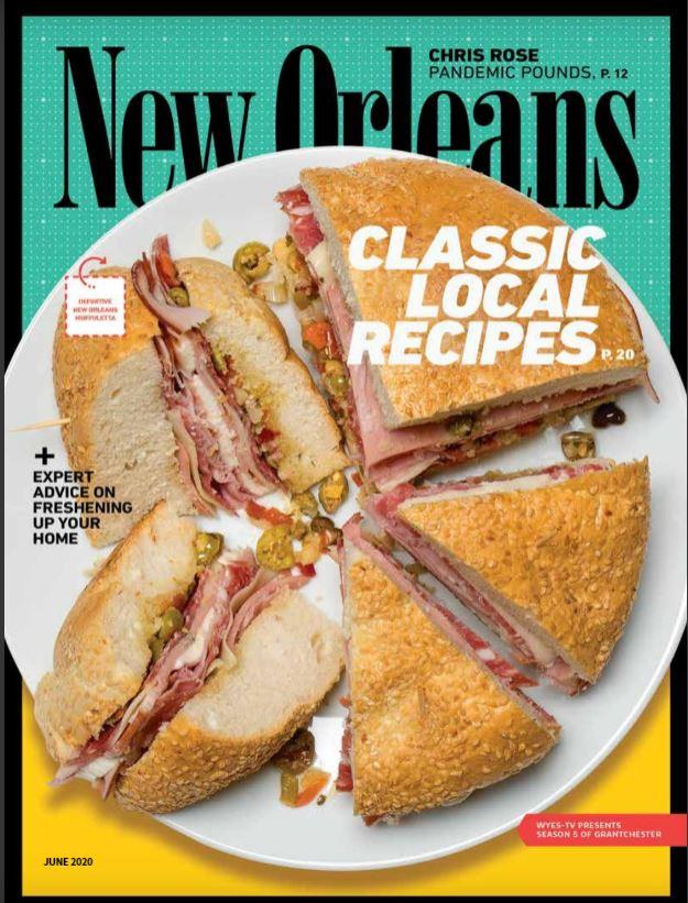 New Orleans Magazine June 2020 Digital Issue