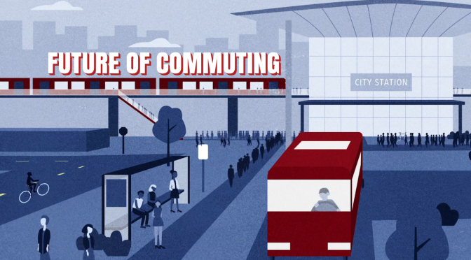 "Transportation: ""How Covid-19 Is Changing Everyday Commuting"""