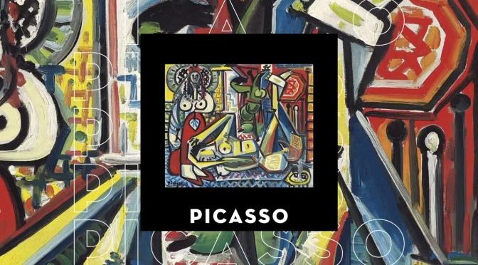 """Art History Videos: Pablo Picasso's """"Les Femmes d'Alger – 1955"""" (Christie's)"""