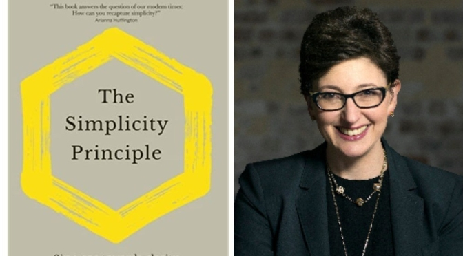 "Podcast Interviews: 56-Year Old British Writer Julia Hobsbawm – ""The Simplicity Principle"""