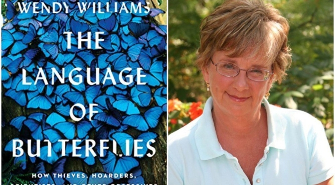 "Top New Books: ""The Language Of Butterflies"" By Wendy Williams (2020)"