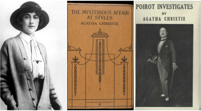 "Fiction: ""Hercule Poirot"" Created 100 Years Ago In 1920 By Agatha Christie"