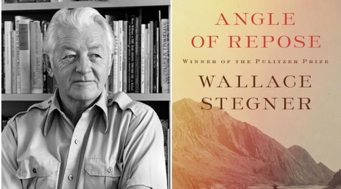 Podcast Essays: American Western Writer Wallace Stegner (1909-1993) By NY Times Critic A.O. Scott