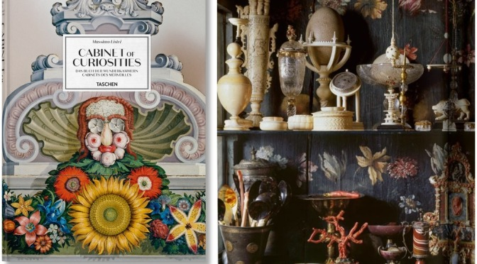 "Art & Photography Books: ""Massimo Listri -Cabinet of Curiosities"" (Taschen)"