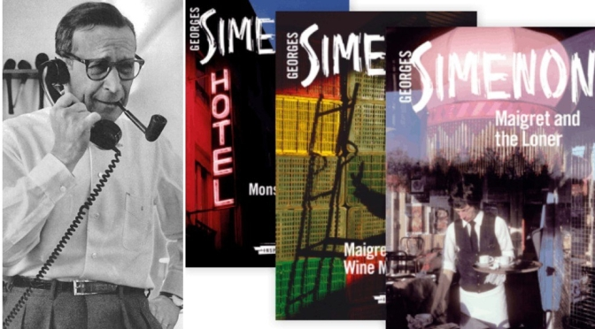 Podcast Profiles: Author Georges Simenon, Creator Of Inspector Maigret (LRB)