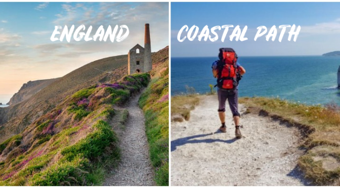 "Travel: ""England Coastal Path"" Stretching 2,800 Miles To Open In 2021"