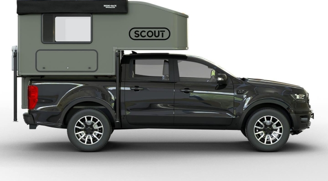 "Top New Campers: ""Scout Yoho"" – ""Lightweight, Off-Grid"" Camper For Trucks"