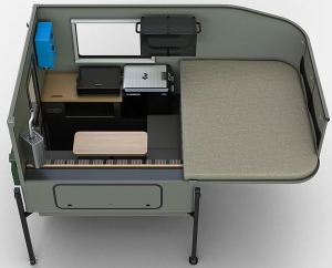 Scout Yoho Interior Layout