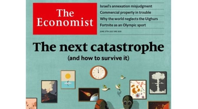 World News Podcast: The Next Catastrophe, Israel & The Wirecard Scandal