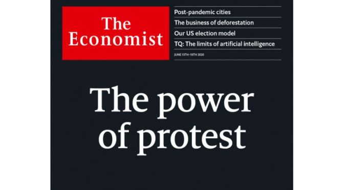 Global: The Power Of Protest, Great Cities Post-Covid & Bartleby Columns